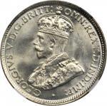 AUSTRALIA. 6 Pence, 1935. NGC MS-66.
