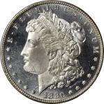 1880-S Morgan Silver Dollar. MS-66 (PCGS).