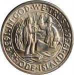 1936 Rhode Island Tercentenary. MS-65 (PCGS).