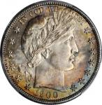 1900-S Barber Half Dollar. MS-64 (PCGS).