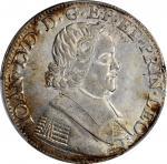 BELGIUM. Liege. Patagon, 1690. Jean-Louis dElderen. PCGS MS-63 Gold Shield.