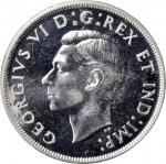 CANADA. Dollar, 1947. Ottawa Mint. PCGS SPECIMEN-65 Gold Shield.