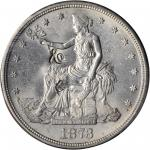1873-S美国贸易美元 PCGS MS 62