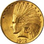 1912-S Indian Eagle. MS-63 (PCGS).