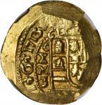 MEXICO. 4 Escudos, 1713-MXoJ. Philip V (1700-46). NGC AU-58.