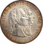 1900 Lafayette Silver Dollar. MS-63 (PCGS).