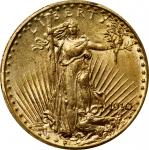 1910 Saint-Gaudens Double Eagle. MS-64 (PCGS). CAC.