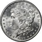 1890-CC GSA Morgan Silver Dollar. MS-63 (NGC).