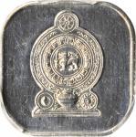 SRI LANKA. 5 Cents, 1991. Llantrisant Mint. PCGS PROOF-64 Gold Shield.