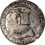AUSTRIA. Taler, 1518. Klagenfurt Mint. Maximilian I (1493-1519). NGC AU-55.