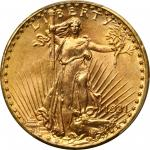 1931-D Saint-Gaudens Double Eagle. MS-65 (PCGS). CAC.
