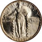 1924-D Standing Liberty Quarter. MS-65 FH (NGC). CAC.