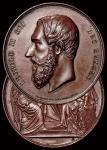 法国拿破仑二世纪念银章