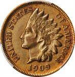 1909-S Indian Cent. EF Details--Cleaned (PCGS).