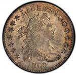 1803 Draped Bust Dime. John Reich-3. Rarity-4. MS-64 (PCGS).PCGS Population: 1, none finer.