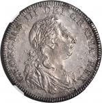 GREAT BRITAIN. Dollar, 1804. NGC AU Details--Surface Hairlines.