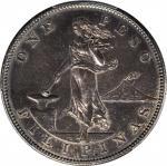 1903-S年菲律宾1比索,旧金山造币厂。PHILIPPINES. Peso, 1903-S. San Francisco Mint. PCGS Genuine--Cleaned, AU Detail