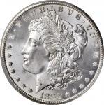 1883-CC Morgan Silver Dollar. MS-67+ (PCGS). CAC.