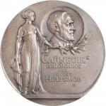 DENMARK. Carnegie Heroism Silver Medal, ND (ca. 1930s). Uncirculated.