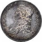 1815/2 Capped Bust Half Dollar. O-101. Rarity-2. AU-55 (PCGS).