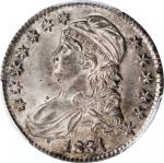 1831 Capped Bust Half Dollar. O-104. Rarity-1. MS-63 (PCGS). CAC.