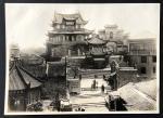 1926年4月湖北武汉黄鹤楼老照片,照片的左下角为显真楼照相馆,保存极佳.