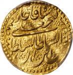IRAN. Toman, AH 1228 (1813). Fath Ali Shah AH 1212-50 (1797-1834). PCGS AU-53 Secure Holder.