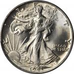 1943 Walking Liberty Half Dollar. MS-67 (PCGS). Gold Shield Holder.