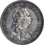 IRELAND. 6 Shilling, 1804. PCGS Genuine--Cleaning, AU Details Secure Holder.