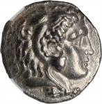 MACEDON. Kingdom of Macedon. Philip III, 323-317 B.C. AR Tetradrachm, Sidon Mint, 321/20 B.C. NGC Ch