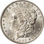 1900-S Morgan Silver Dollar. MS-65 (PCGS).