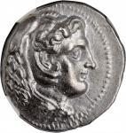 MACEDON. Kingdom of Macedon. Alexander III (the Great), 336-323 B.C. AR Tetradrachm (16.49 gms), Bab