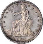 1877 Trade Dollar. Proof-62 (PCGS).