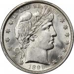 1895-S Barber Half Dollar. MS-66 (PCGS).
