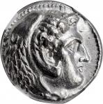 MACEDON. Kingdom of Macedon. Alexander III (the Great), 336-323 B.C. AR Tetradrachm (17.11 gms), Sus