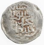 SHAHS OF BADAKHSHAN: Muhammad Shah, fl. 1380s, AR 1/6 dinar (1.07g), Badakhshan, ND/DM, A-2017M, the