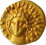 ITALY. Calabria. Tarentum. Alexander the Molossian, King of Epeiros, 350-330 B.C. AV 1/12 Stater (0.